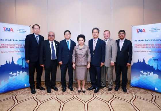 OICA GENERAL ASSEMBLY 2015 1 TAIA สมาคมอุตสาหกรรมยานยนต์ไทย